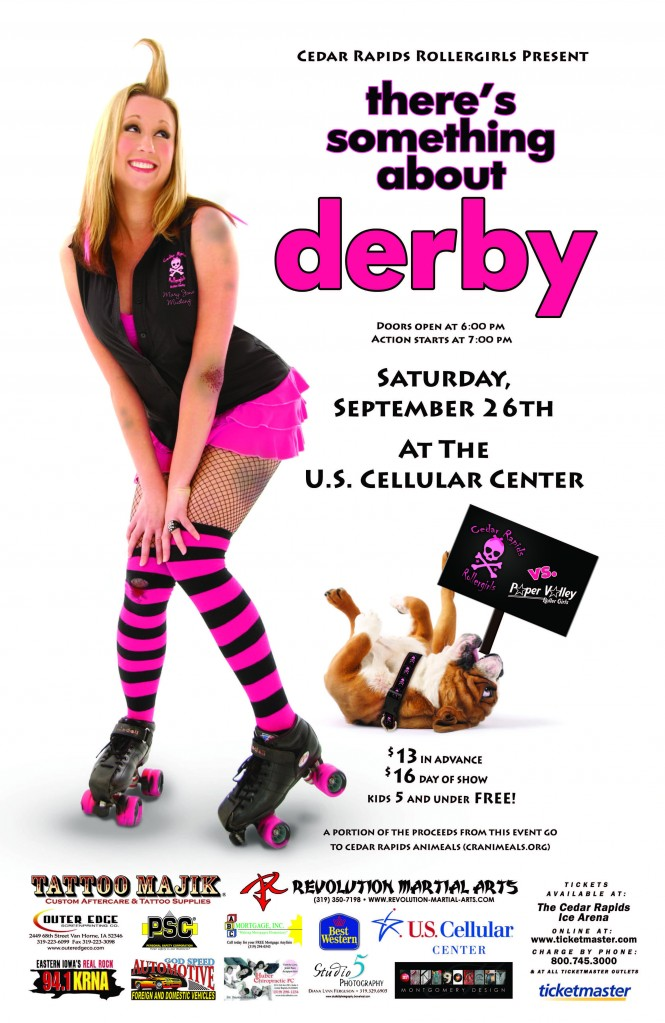 Something about derbyf Poster