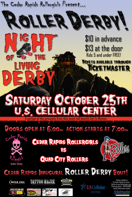 Night of The living derby
